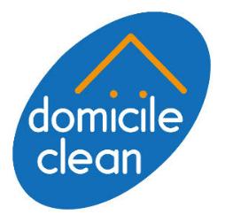 logo Domicile Clean
