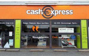 Achat/Vente d'occasion : 10 nouveaux magasins Cash Express en 2021
