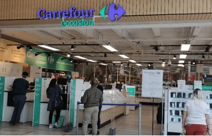 corner Ulis Carrefour Occasion
