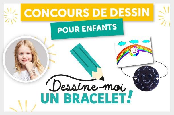 Centrakor lance la 2ème édition du concours 'Dessine-moi un bracelet'
