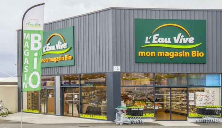 Le réseau de magasins de proximité L'Eau Vive développe le click&collect