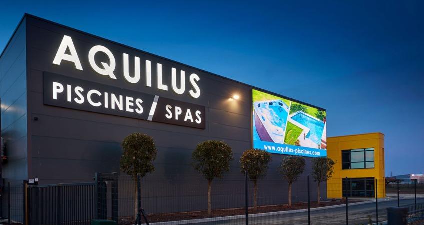 Aquilus, un réseau de près de 60 concessionnaires en France