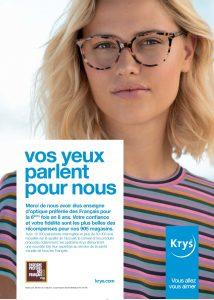 Krys, l'enseigne d'optique préférée des Français pour la 6ème année