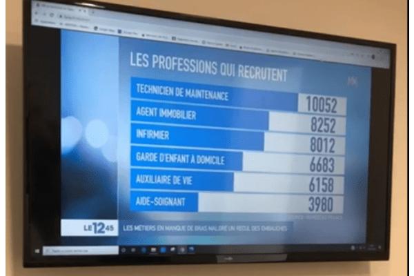 Philippe Guilloteau, franchisé Nestenn, s'exprime sur M6