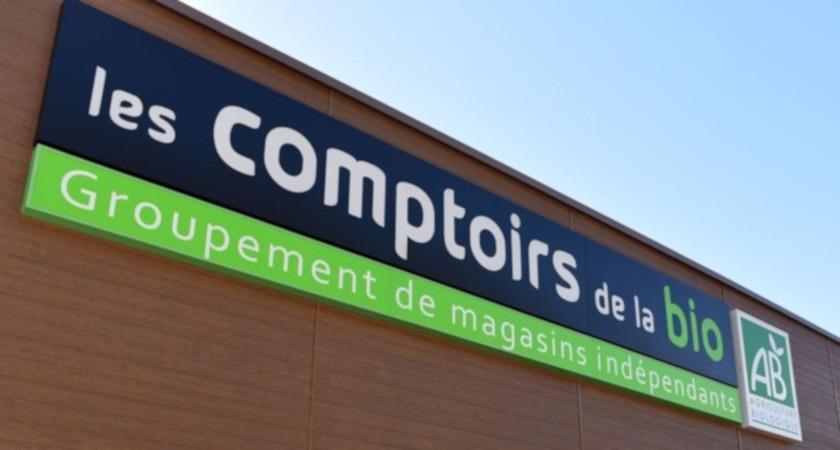 Les Comptoirs de la Bio inaugurent un service de livraison à domicile