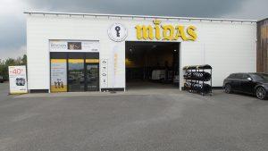 centree franchisé MIDAS BAILLEUL