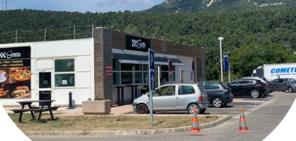 SO2R développe les Cafétérias Stratto pour les aires d'autoroutes