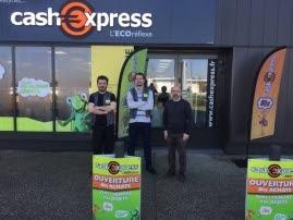 cash express verviers