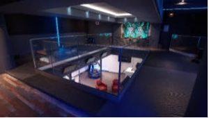 attraction divertissement Virtual Center