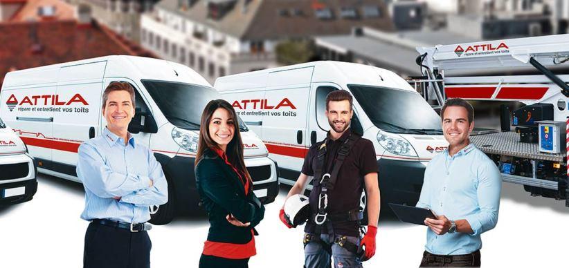 Attila poursuit son développement et accueille 3 nouveaux franchisés
