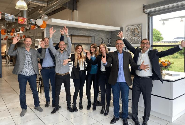 Envia Cuisines ouvre les portes d'une nouvelle unité Toulousaine