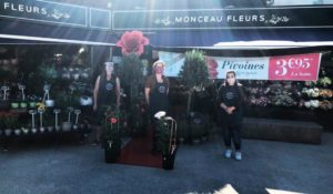 Equipe Franchise Monceau Fleurs à Saint-Egrève