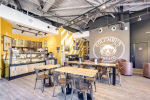 Ouvrez votre coffee-shop Columbus Café