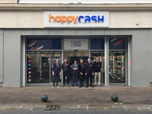 nouveau magasin Happy Cash