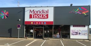 magasin Mondial Tissus Chartres - Barjouville