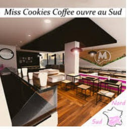 ouverture Sud Miss Cookies Coffee