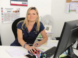 Armelle BAILLAT infirmiËre coordinatrice - Adhap Services