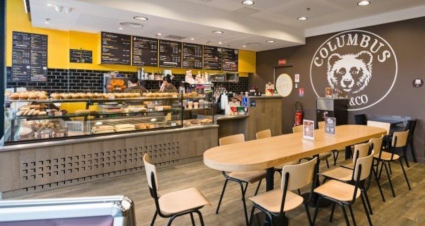 La franchise Columbus Café & Co lance avec Auchan un nouveau concept
