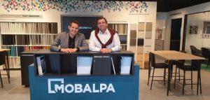 Sébastien Grau et Lucas Bensoussan mobalpa Ostwald