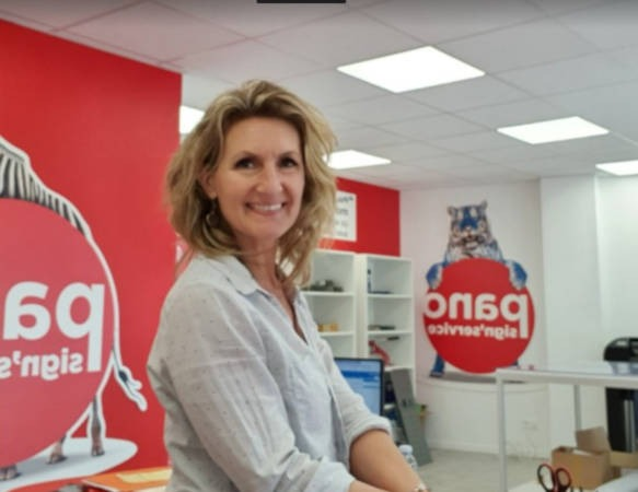 Stéphanie BREIL franchisée Pano