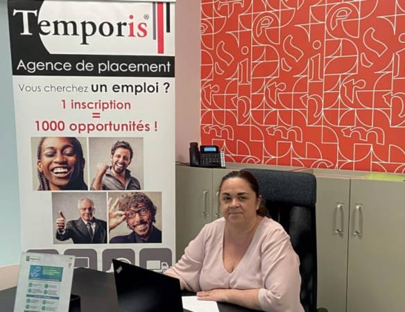 Valérie Hardouin franchisée Temporis