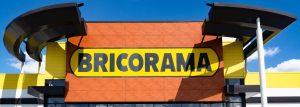 franchise Bricorama enseigne