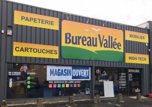 franchise bureau vallée Montluçon