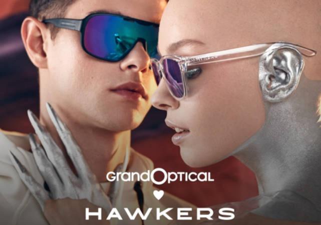 partenariat Hawkers GrandOptical