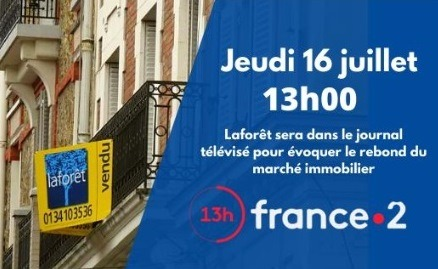 laforet franchise journal télévisé France 2
