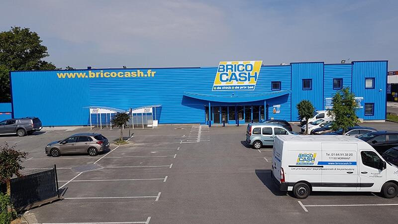 Brico Cash recrute pour son nouveau magasin d'Étampes