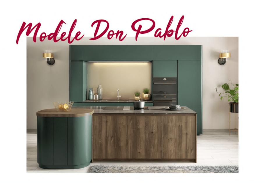 modèle Don Pablo