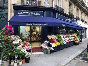 monveau fleurs PARIS Amine El Hajj
