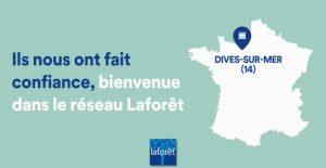 nouvelle agence franchisée laforet Dives sur Mer