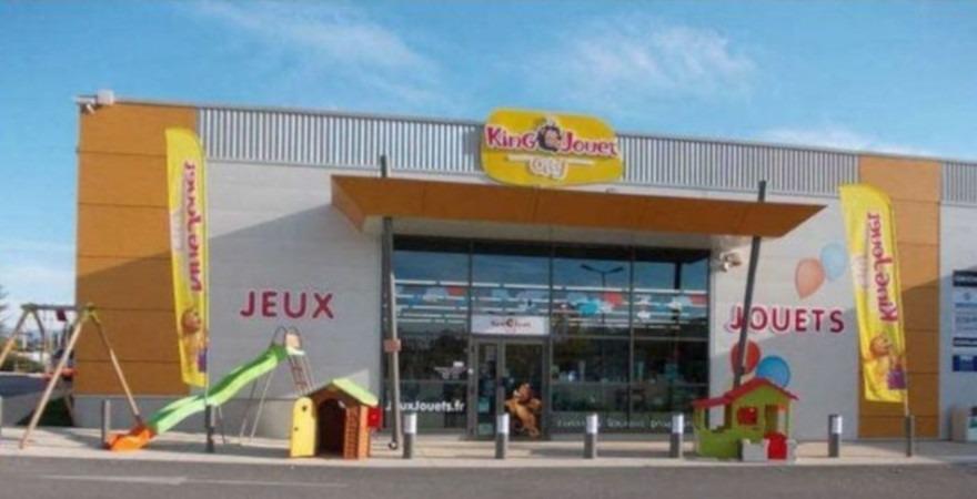 Le franchiseur King Jouet reprend les 117 magasins Maxi Toys