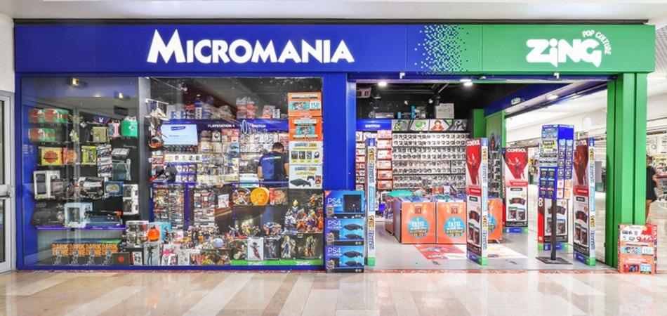 Ouvrir une boutique Micromania en franchise, est-ce possible ?