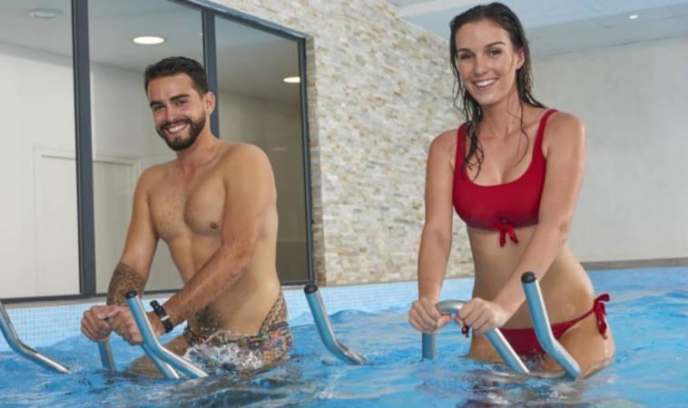 La franchise Aquavelo se prépare à la réouverture de ses centres