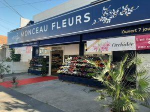 boutique Monceau Fleurs Pornic