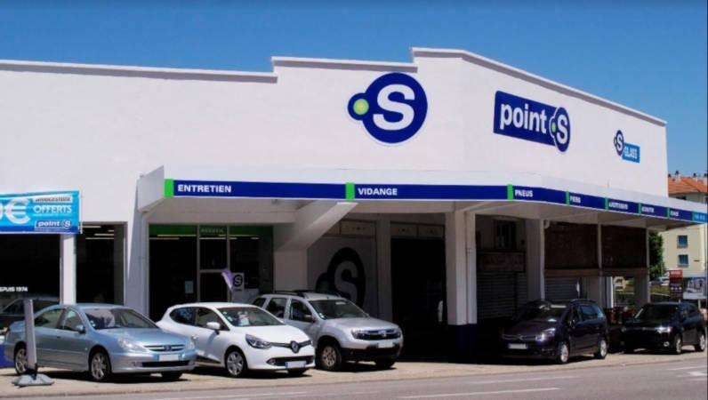 nouveau centre Point S Belley