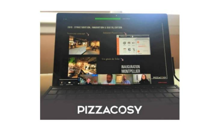 ouverture digitale Pizza Cosy