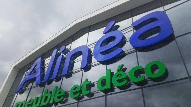 Un millier d'emplois menacés chez Alinéa, l'enseigne du groupe Auchan