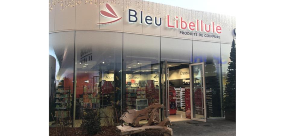 La franchise Bleu Libellule a dépassé la barre symbolique des 200 magasins