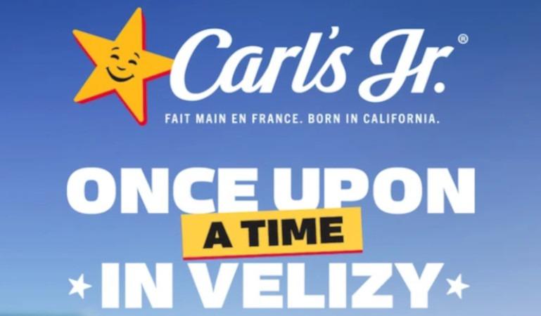 La franchise Carl's Jr ouvre son 1er restaurant en Île de France