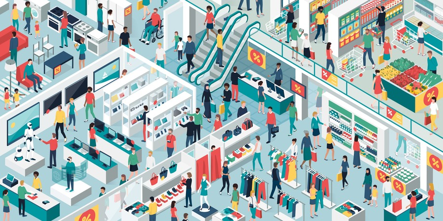Franchise corner ou shop in shop : Définition et avantages !