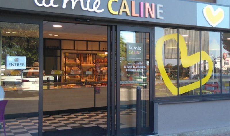 Reprise du magasin franchisé La Mie Câline d'Albertville