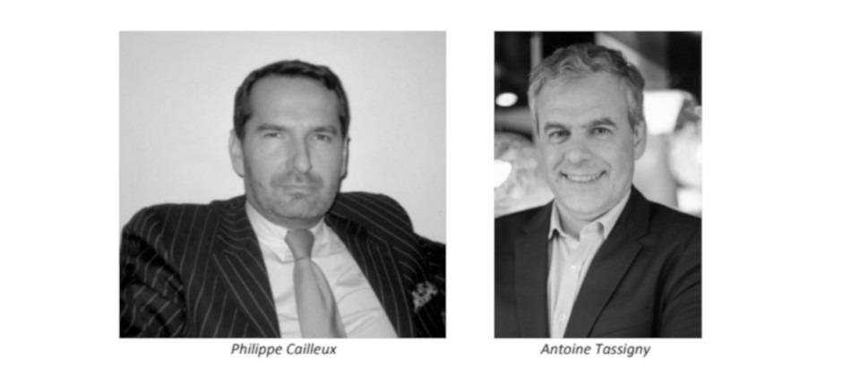 KERIA Groupe nomme Philippe Cailleux Président du Directoire et Antoine Tassigny au poste de Directeur Général
