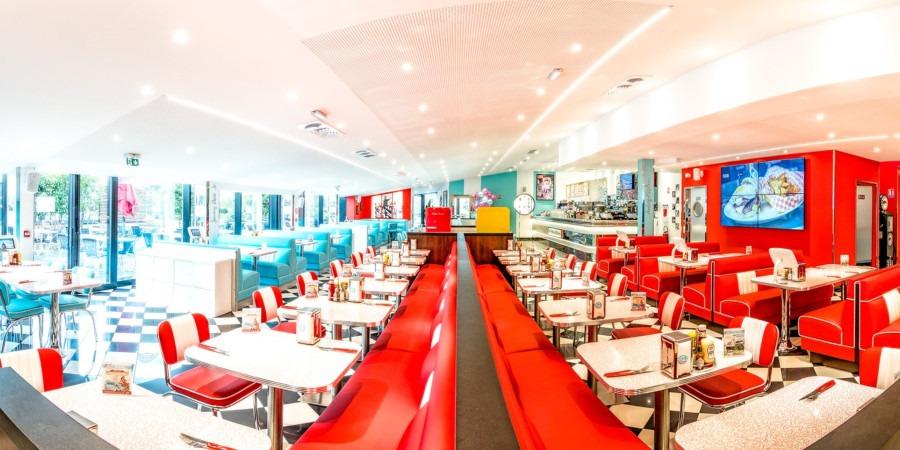 La franchise Holly's Diner, une vision moderne et haut de gamme du Diner