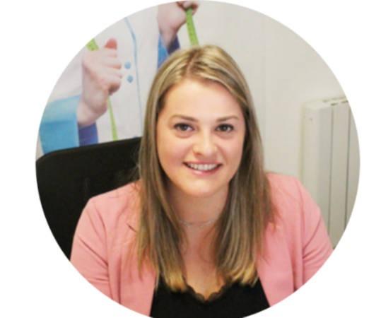 Marielle Frickert, collaboratrice du réseau dietplus