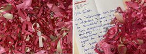 Mr.Bricolage 12000 Rubans Roses Pour Curie