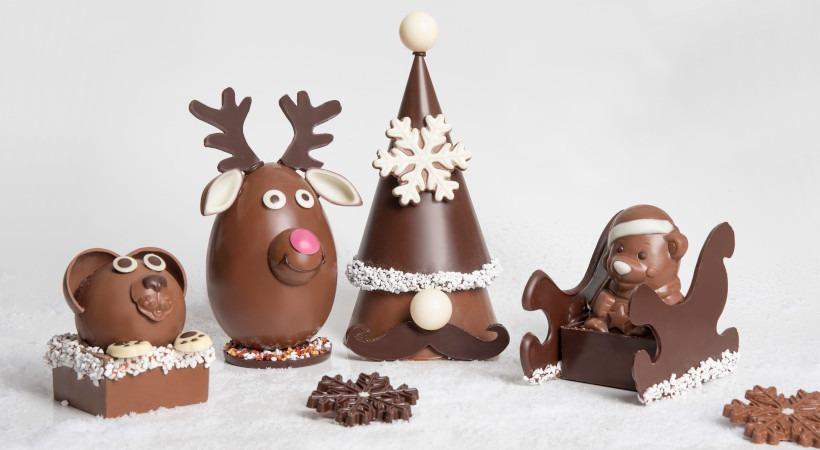 La franchise RÉAUTÉ CHOCOLAT dévoile sa nouvelle collection pour Noël