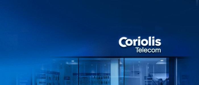 coriolis telecom réseau